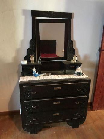Cómoda antiga com Espelho - Vintage - Anos 30