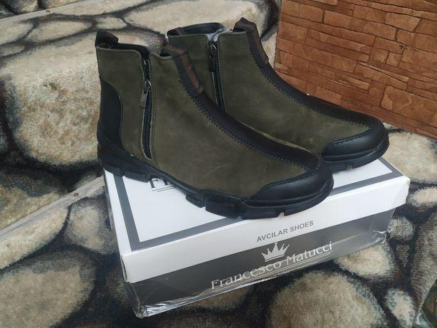 Зимние ботинки 41 размер