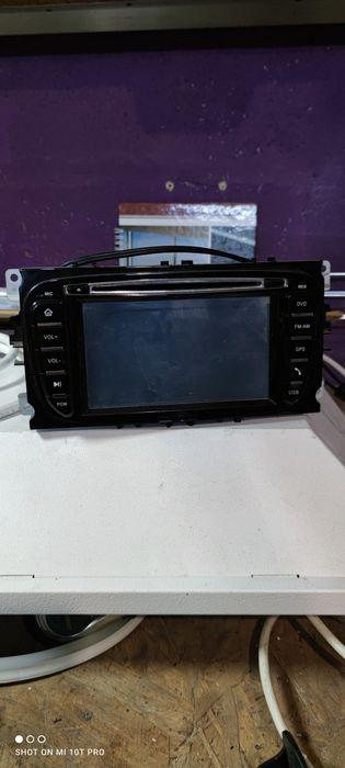 Головное устройство Ford Mondeo mk-4 Мариуполь - изображение 1