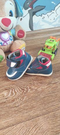 Ортопедические ботинки ТМ Шалунишка 18