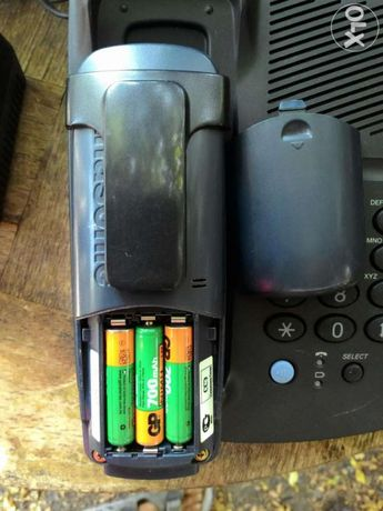 Радиотелефоны Panasonic kx-tcd953rub