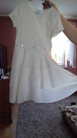 Sukienka dziewczeca 152