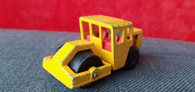 Matchbox bomag road roller