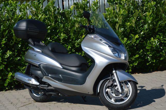 Megaskuter Yamaha Majesty YP 400 przebieg 28000 Bezwypadkowy