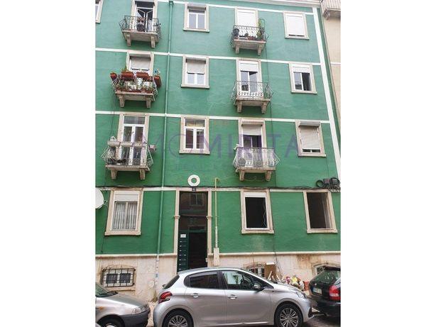»Apartamento de 3 assoalhadas a estrear na Penha de França«