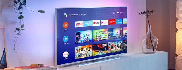 Telewizor Philips 43PUS6814 Netflix YouTube Ambilight