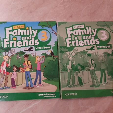 Учебник английского языка Family and friends 3 класс