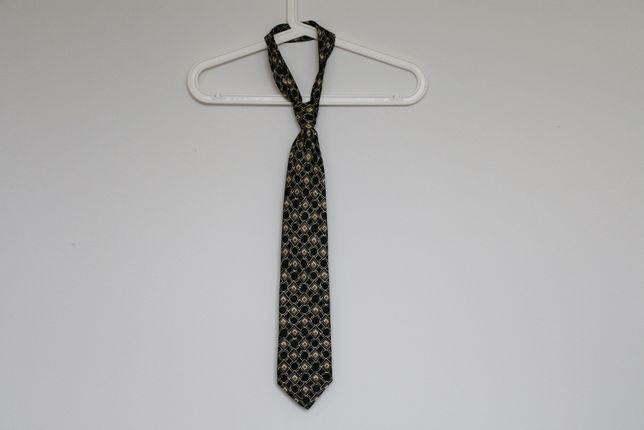 Krawat w stylu vintage