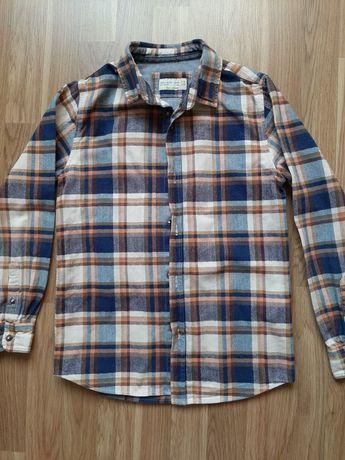 Плотная рубашка на мальчика