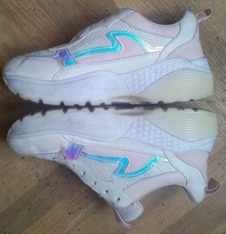 лето весна женская обувь кожа туфли кроссовки
