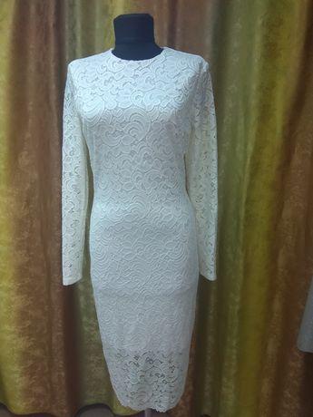 Платье на роспись