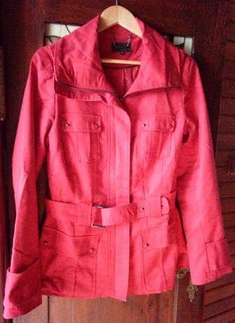 Lekki płaszcz wiosenno-letni rozmiar 40