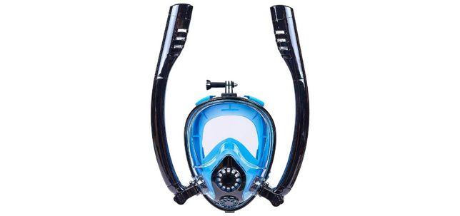 Маска для плавання / снорклинга / дайвінгу Twobas