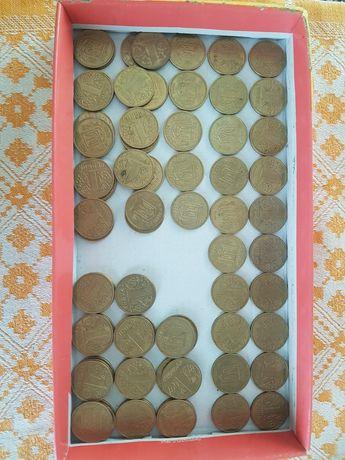 Продам монеты 2001~2003гг
