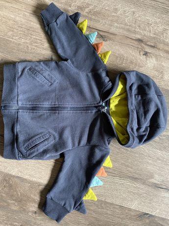 Bluza chłopięca z wypustkami 80