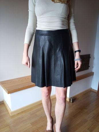 Spódnica Orsay ze skóry ekologicznej