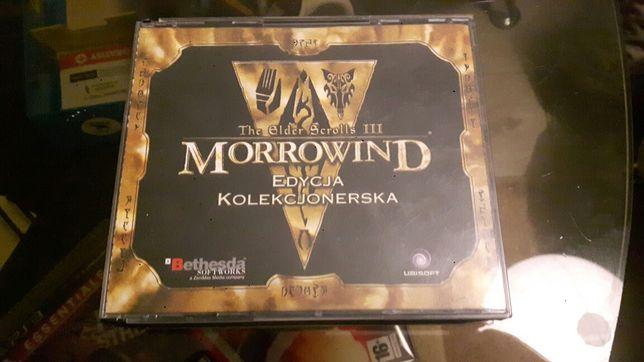 MORROWIND The Elder Scrolls 3 III PC 4xpłyta