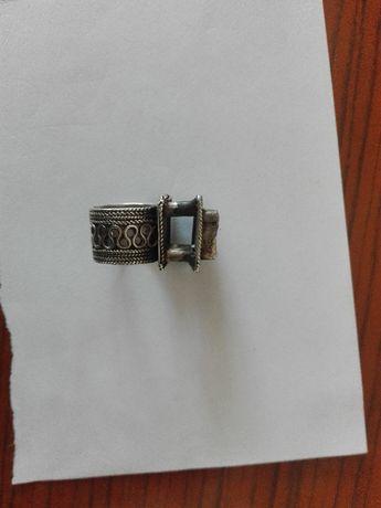 Judaica pierścionek