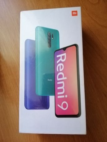 Телефон Xiaomi Redmi 9 3GB/32 GB. Новый!