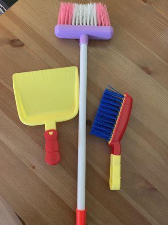 Zestaw do sprzątania zabawka dla dzieci