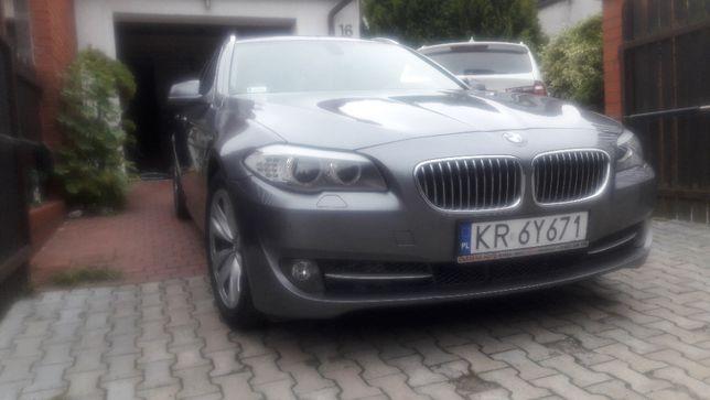 BMW 530 xd Prywatne , krajowe 4x4 286 KM