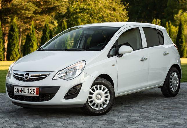 ~Opel~Corsa~Lift~1.2 i~Przeb-60 tyś~Klimatyzacja~Navi~Kamera Cofania~