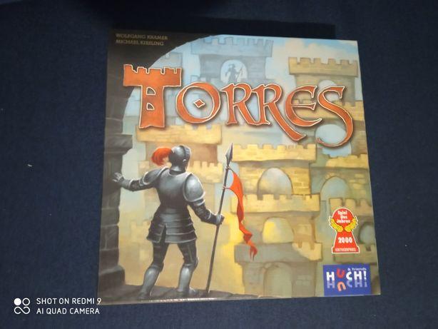 Gra planszowa Torres