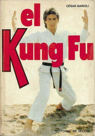 El Kung Fu_César Barioli