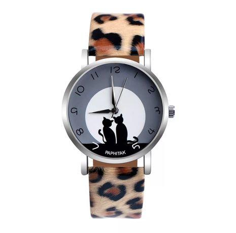 Relógios NOVOS com tema gato