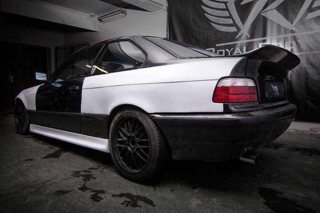 BMW E36 Wzór E46 M-Pakiet Progi Dokładki Progowe