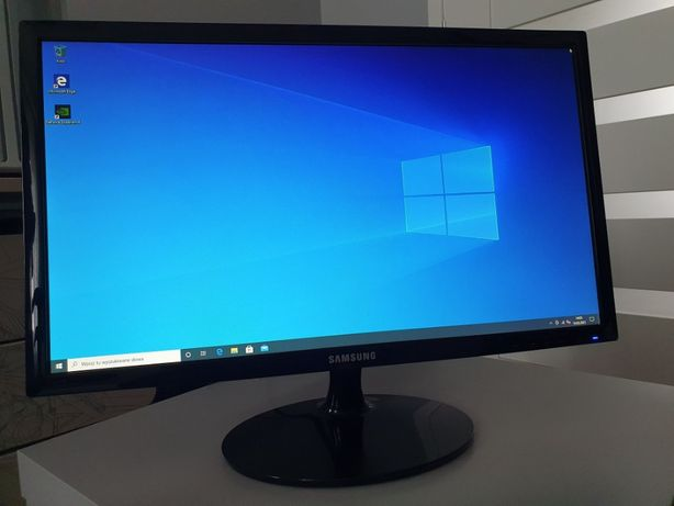 "Monitor Samsung 24"", Full HD, 60Hz"