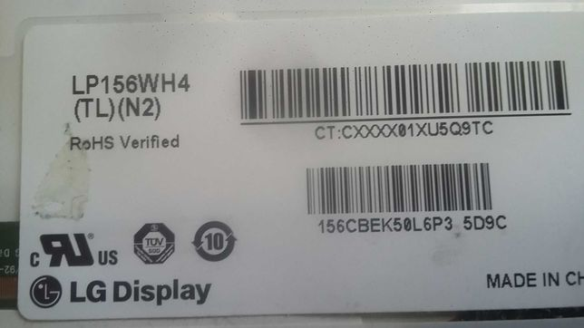 Matryca  LP156WH4 TL N2
