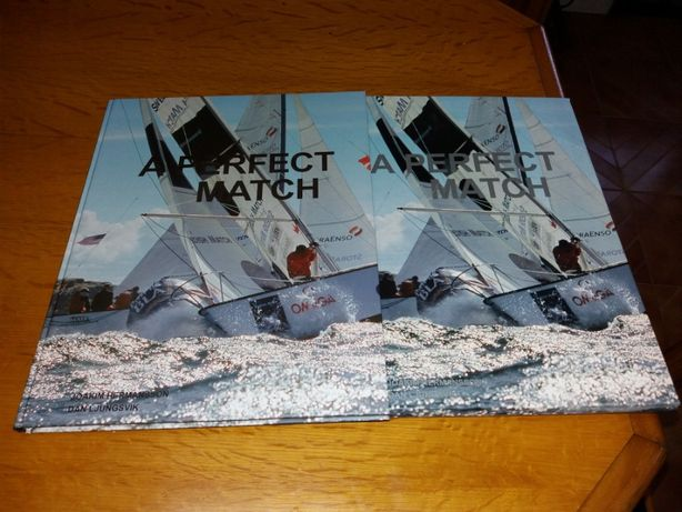 """A Perfect Match ""- Desporto: Barcos à vela"
