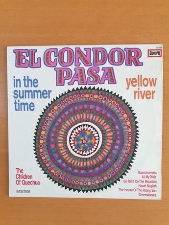 EL CONDOR PASA - In The Latm Yellow River  LP.