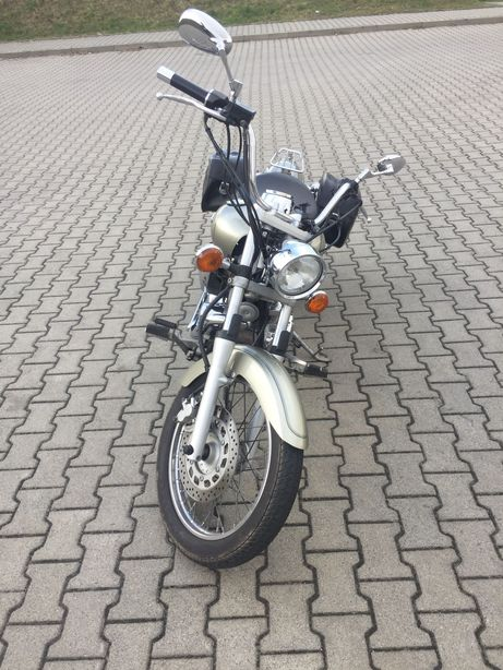 Yamaha Drag Star 125