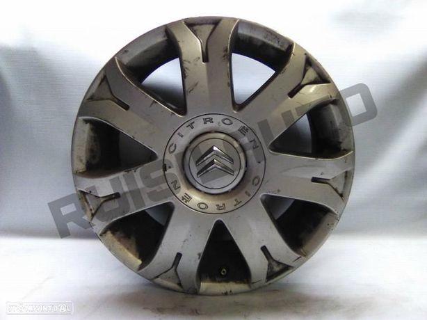 Conjunto De Jantes Alumínio R16 Citroen C4 Coupe 1.6 Hdi