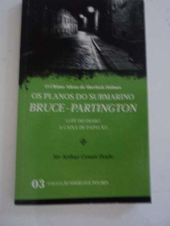 Os planos do submarino Bruce-Partington