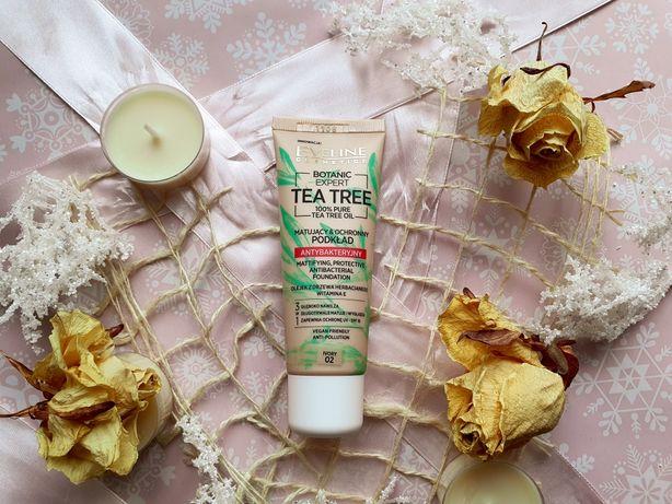 Nowy podkład marki Eveline Botanic Expert Tea Tree