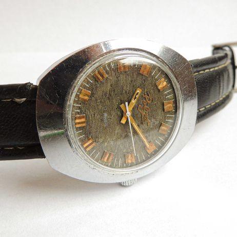 Винтажные наручные часы ПОЛЁТ Poljot, сделано в СССР годинник