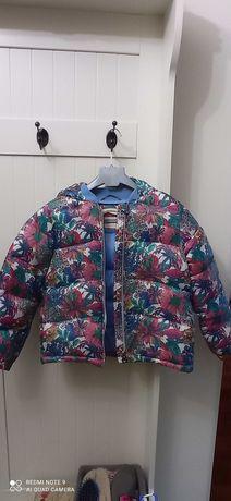 Куртка детская Mango 5-6  лет на девочку