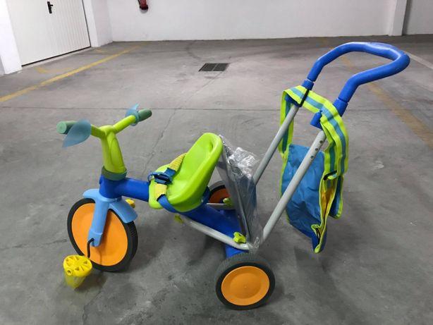 Triciclo Imaginarium para crianças
