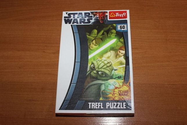 puzzle trefl 60 Star Wars