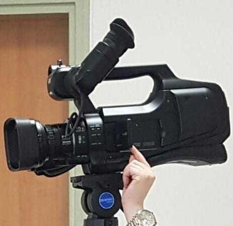Kamera cyfrowa JVC GY-HM70E w zestawie