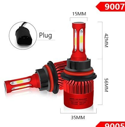 Żarówki LED Reflektor typ HB5/9007