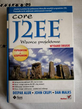 Core Java EE Wzorce projektowe, wyd. drugie, D. Alur, J. Crupi, D.
