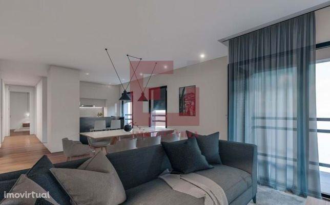 Apartamento T3 novo no centro de Ermesinde