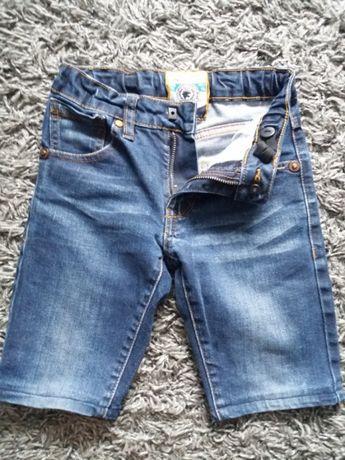 Spodenki jeansowe C&A r. 116