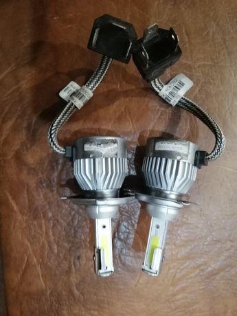 Продам Led лампы н4