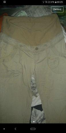 Spodnie ciążowe .