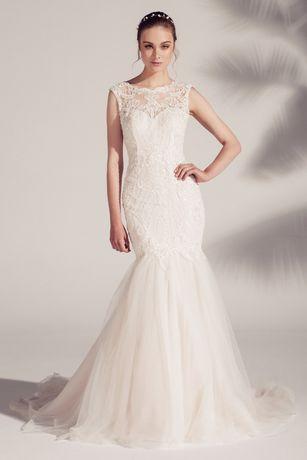 Suknia ślubna Rybka Gala Asha
